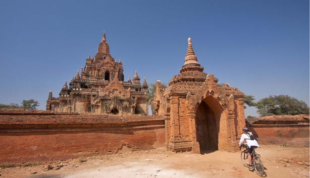 Best Trek From Bagan To Inle With Balloon Package