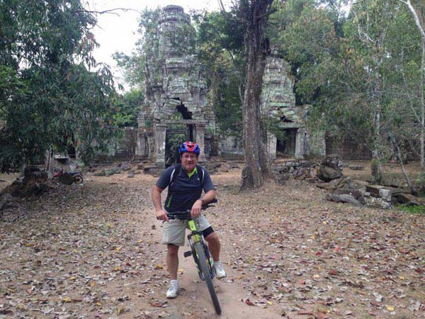 Biking Angkor Temples And Beyond Package