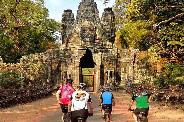 Cambodia, Vietnam & Thailand Active Tour Package