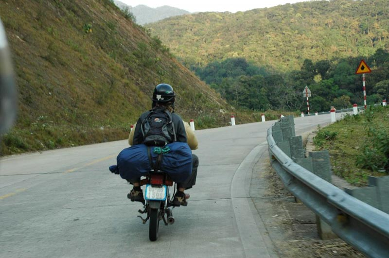 Motorbike Sai Gon To Hanoi Along Coastal Line Package