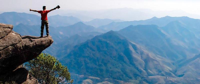 Conquer & Trek Mt. Fansipan Vietnam - Heaven Gate Route Package