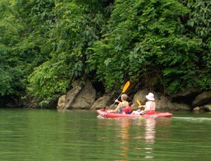Kayaking In Ba Be Lake, Vietnam Package