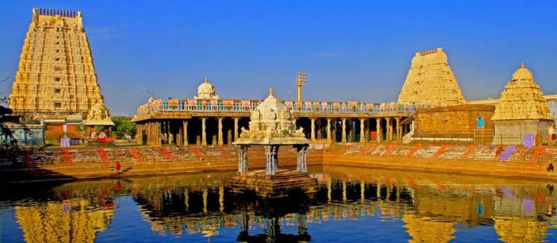 Pancha Bhoota Temples Tour