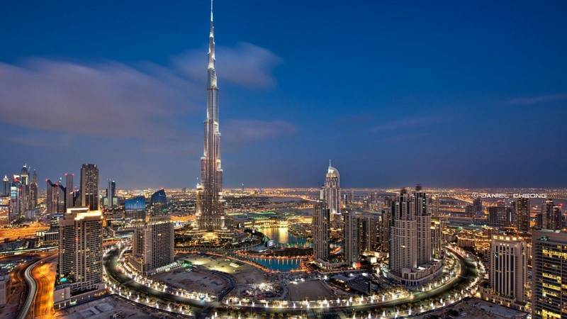 4 Night 5 Days Dubai Tour Package