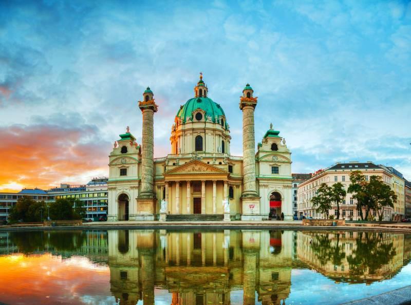Vienna To Prague Tour