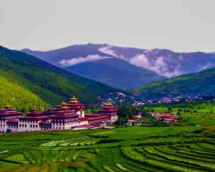 Bhutan Cultural Tour Via Bagdogra Tour