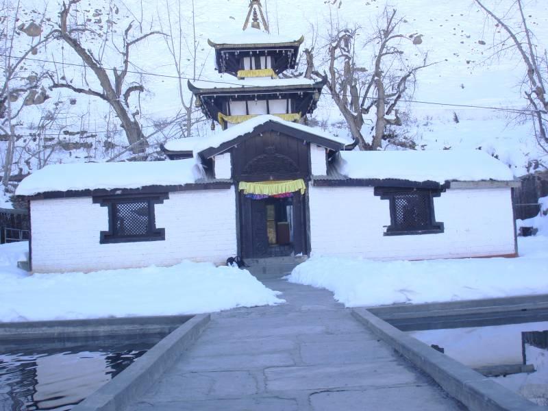 Muktinath Temple Yatra Tour