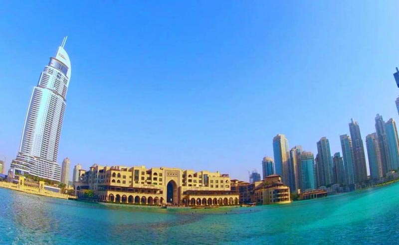 Dubai Tours  5 Nights / 6 Days