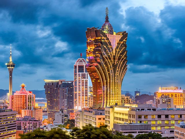 Hongkong Schanzen Macau Tour