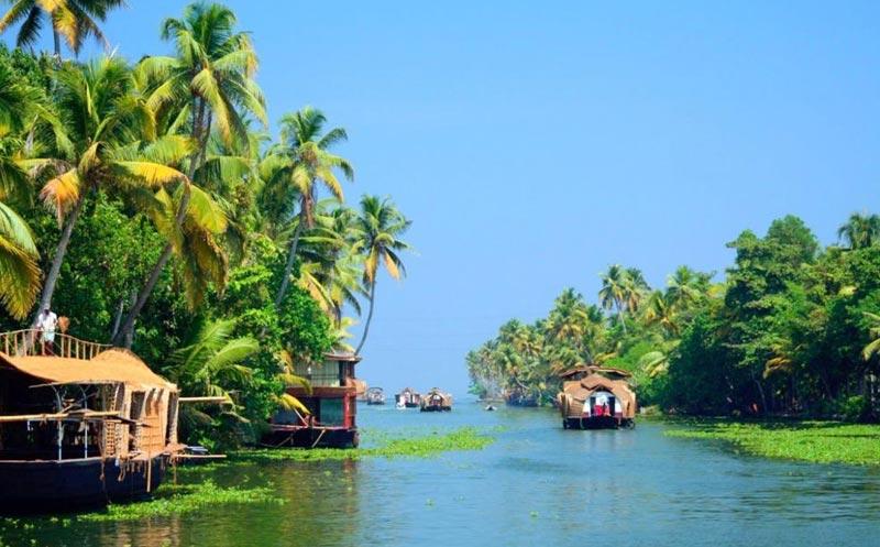 Excursion To Kerala Tour