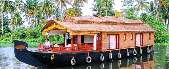 Backwater Serenity ( 5 Nights )