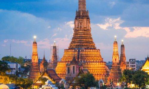 7 Days Thailand Packages