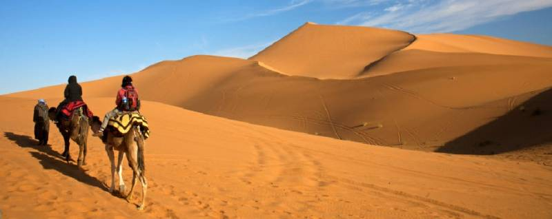 2 Days Fez Desert Tour To Merzouga And Camel Ride Package