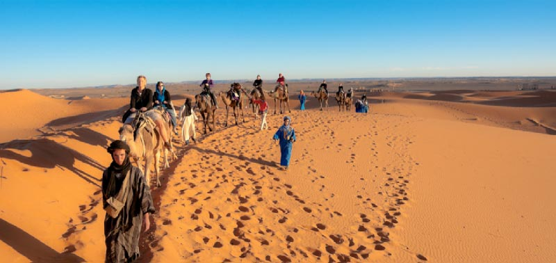 Private 3 Days Fes Tour To Merzouga And Marrakech Tour