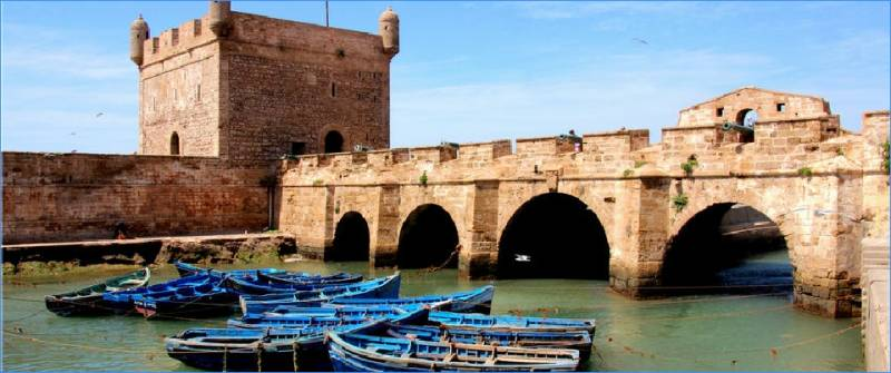 Three Days Tour From Fes To Explore Medina In Marrakech And Essaouira On Atlantic Coast Tour