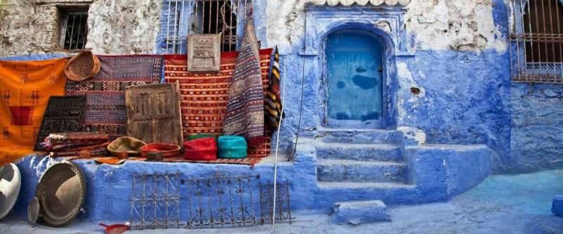 Private 4 Days Tour From Fez  To Chefchaouen And Meknes Package