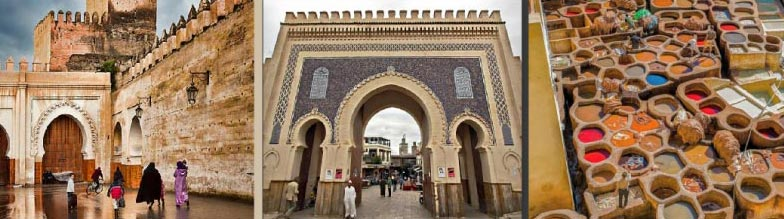 Private 2 Days Casablanca Tour To Fes And Medina Excursion Tour