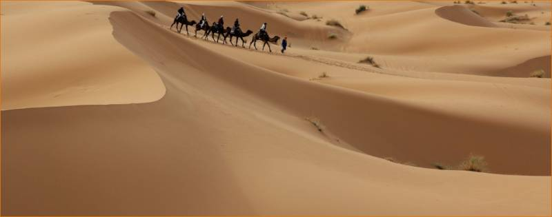 Private 10 Days Casablanca Tour To Sahara Desert Tour
