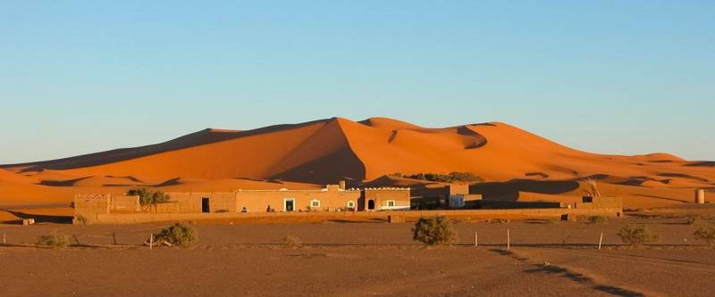 8 Days Adventure Tangier Circuit To Sahara Camp And Marrakech City Tour