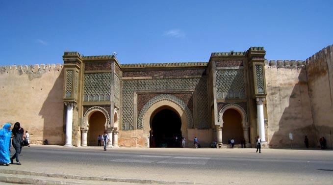 Rabat Circuit To Fes Medina Tour Package