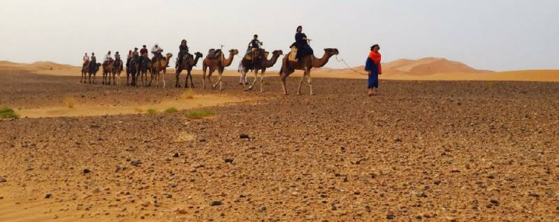 Private 4 Days Fes Tour To Merzouga And Marrakech