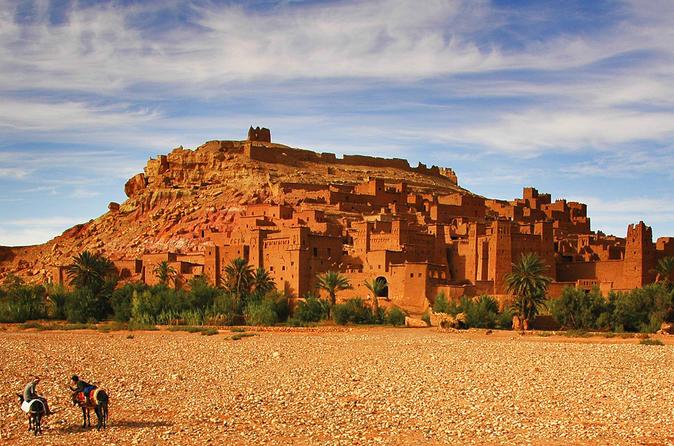 Private Day Trip Marrakech To Kasbah Ait Ben Haddou Tour