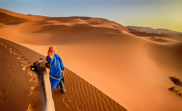 Merzouga And Camel Ride Tour