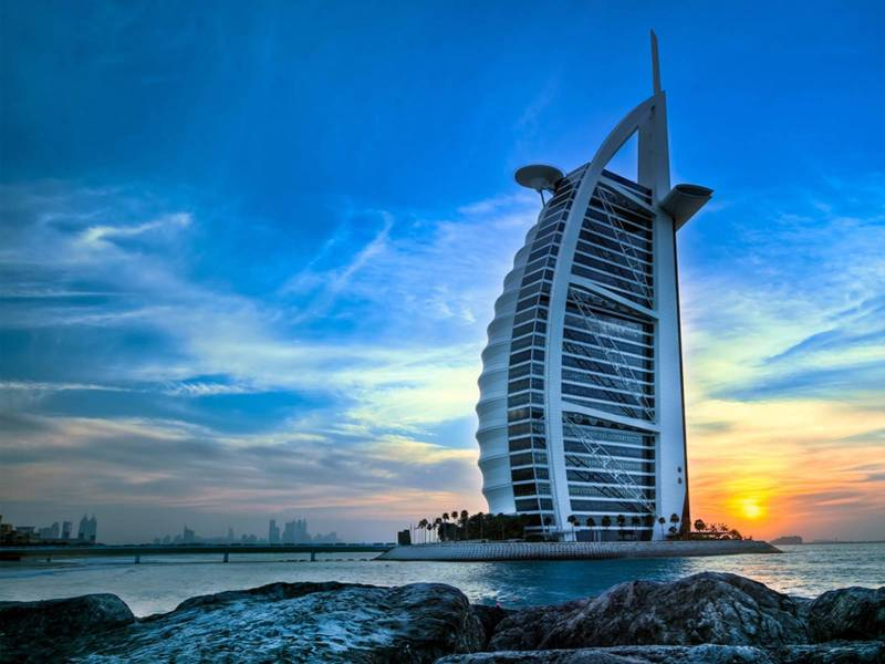 Dazzling Dubai Tour Package From India