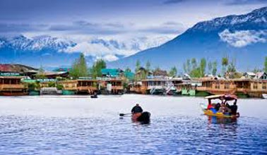 Kashmir Honeymoon Tour