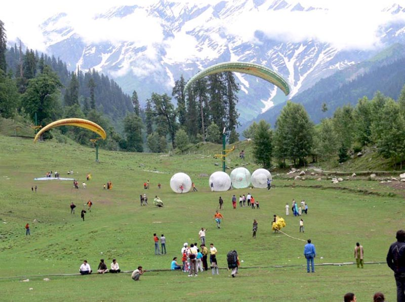 06 Nts / 07 Days Shimla ,Manali,Chandigarh Package