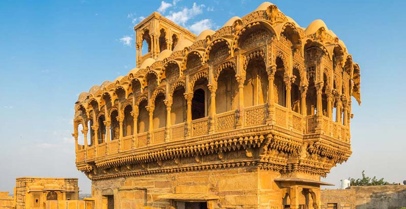 Forts & Sand Jaisalmer,Jodhpur, 5 Days / 4 Nights Tour