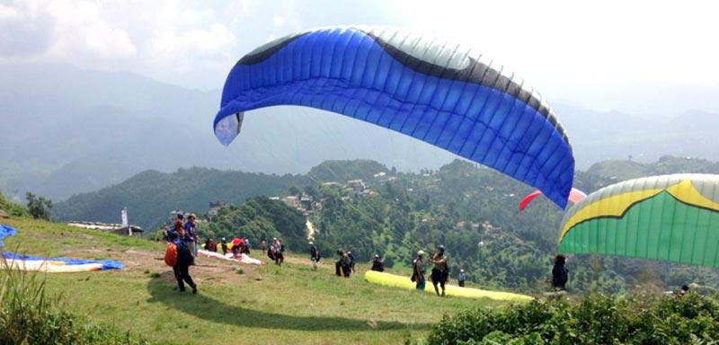 Paragliding In Manali Tour