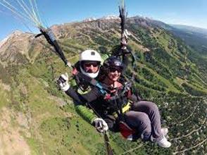 Paragliding Camping Trekking Tour