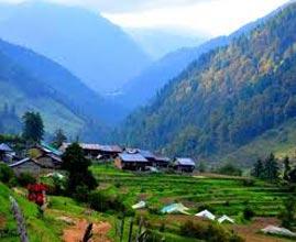 Dharamsala Kullu Via Sari Pass Tour