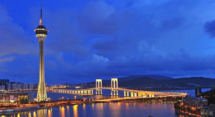 Hong-kong Macau Package 05 Nights/06 Days