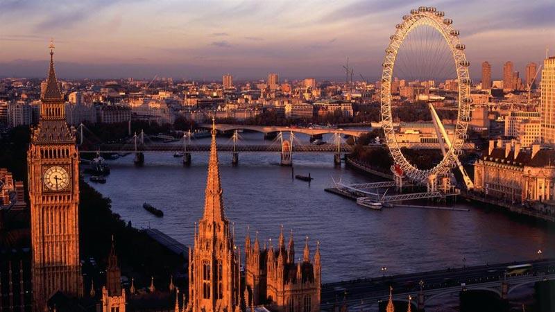 Grand Europe London - Swiss & Paris Tour