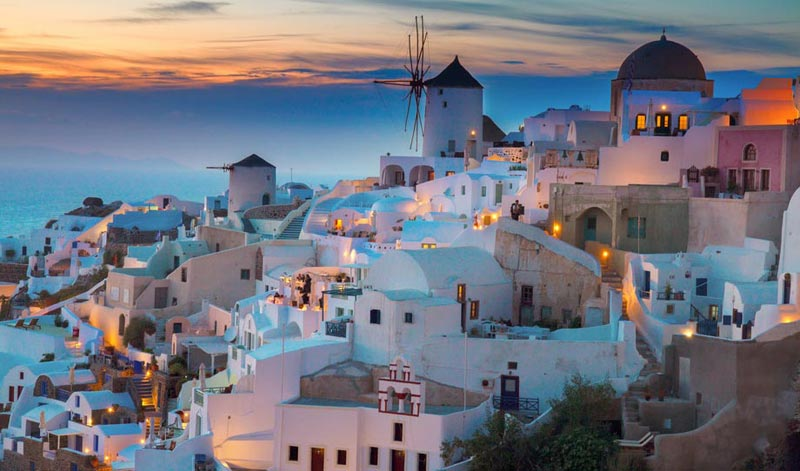Greece Vacations (Without Flight) Tour