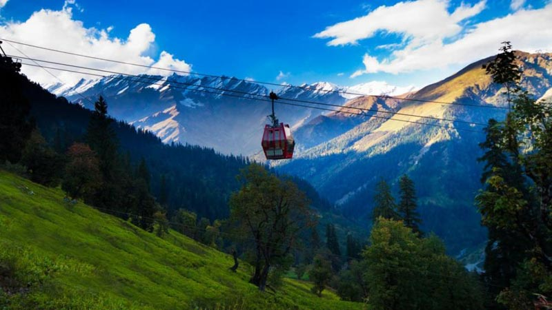 Exotic Manali By Volvo Tour