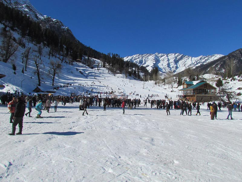 Exotic Manali By Cab Tour
