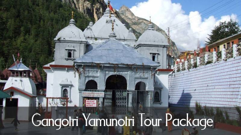 Yamunotri & Gangotri Dham Tour Packages