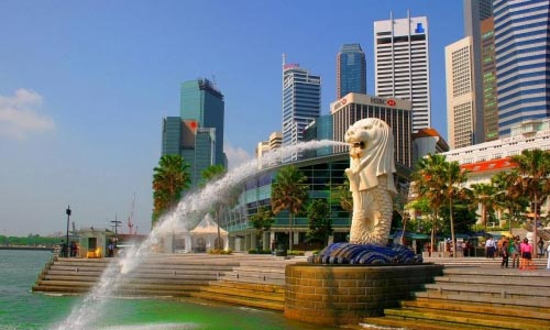 Honeymoon In Singapore & Bali Tour