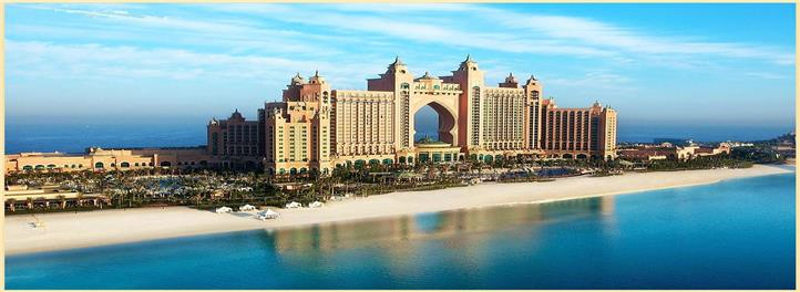 Dubai Trio With Visa (5 Days/4 Nights)