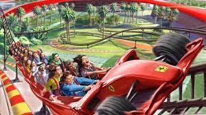 Dubai With Ferrari World (holiday Package)