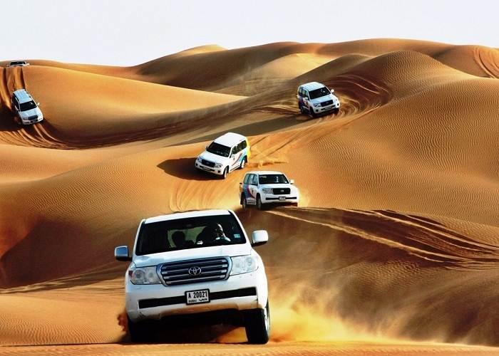 Dubai Trio Tour