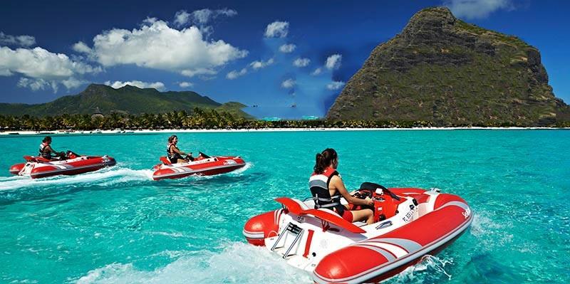 Island Maurice Tour