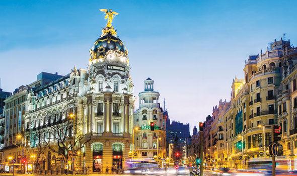 Explore Spain Tour