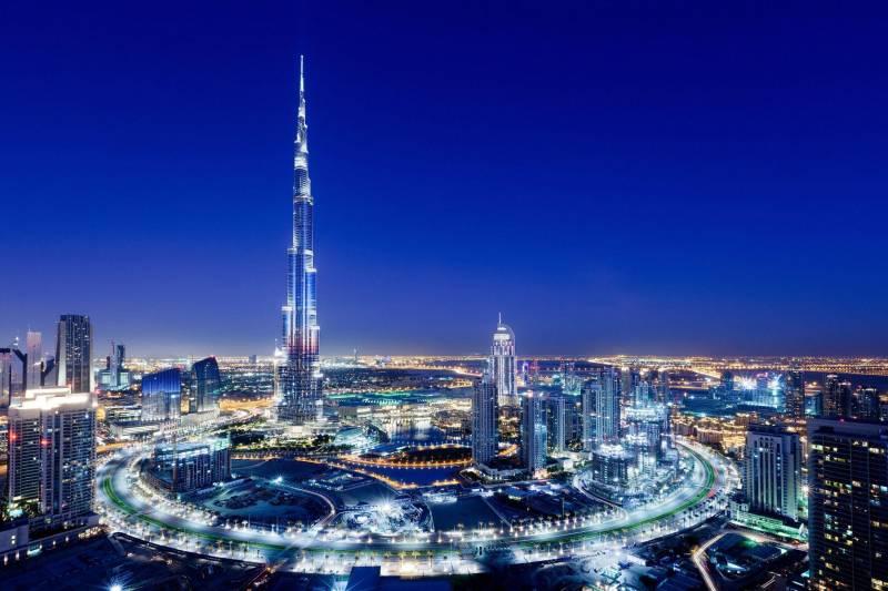 Dubai Trio With Visa Tour