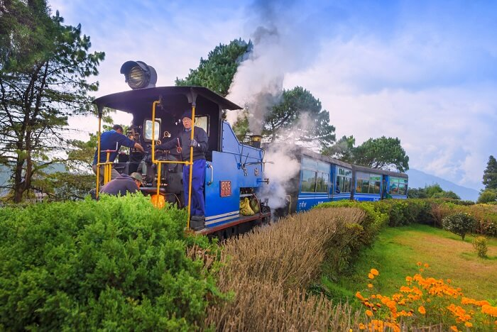 4 Night 5 Days, Darjeeling & Gangtok Honeymoon Package