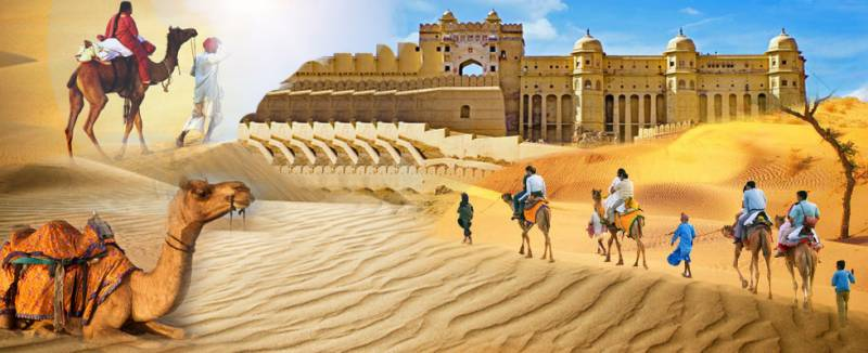 8 Night 9 Days Rajasthan Holiday Package