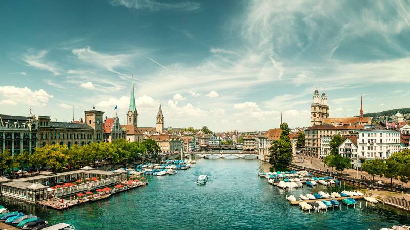 Zurich City Break (4 Days/3 Nights)
